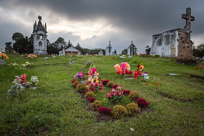 Gloomy Cemetery ... Salento