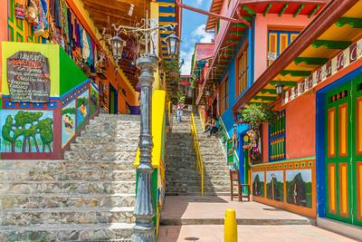 Colourful Guatape ... Colombia