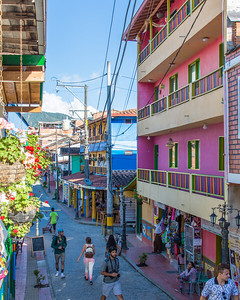 The Colorful Streets of Guatapé