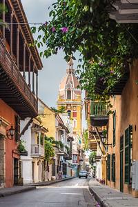 Streets of Cartgena