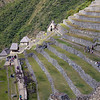 Terraces at Machu Picchu<br /> Copyright 2012, Tom Farmer
