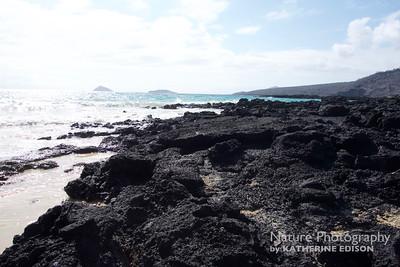 Volacanic Beach