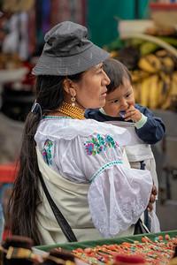 Otavalo, Ecuador, 2018