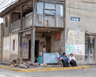 Peguche, Otavalo, Ecuador, 2018