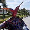Hummingbird Sculptures