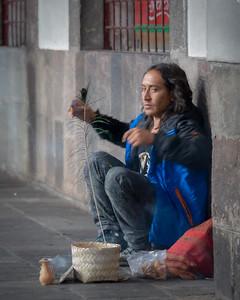 Incense Vendor
