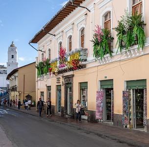 Decorated Balconies