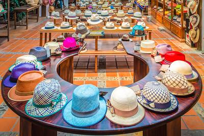Panama Hat factory, Cuenca, Ecudor