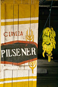 Pilsener and Plantains