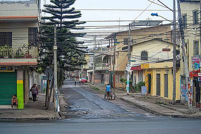Guayaquil Street Scenes
