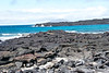 Rugged Shoreline, Chinese Hat Volcano Beach, Galapagos Island