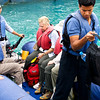 Pangas Headed to Tip Top II, Galapagos
