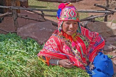 Impressions of Peru 2: Pisac