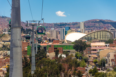 The View of La Paz