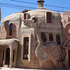 Funky house in Cafayate