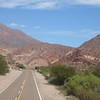 Quebrada de las Conchas is also known as the Quebrada de Cafayate