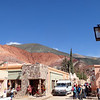 This is a cute high desert town called Pumamarca.