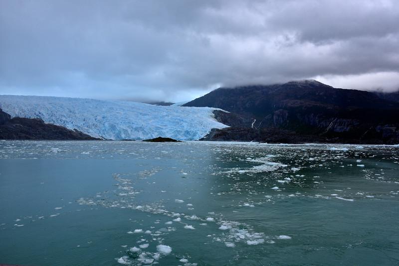 El Brujo Glacier