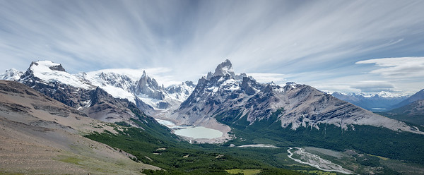 Fitzroy Ranges, Argentina