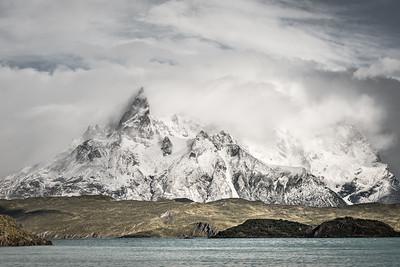 Fitzroy Ranges, Patagonia