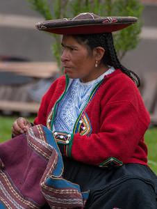 Chinchero, Peru, 2007