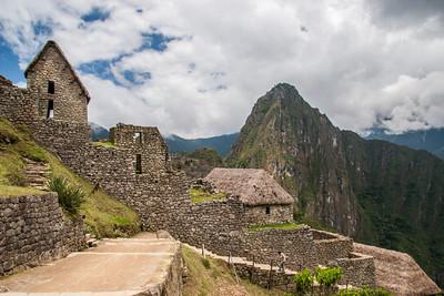 Machu Picchu, Peru, 2007