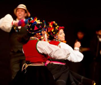 Ballet Folklorico, Trujillo, Peru, 2011