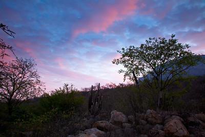 Chaparri Sunset