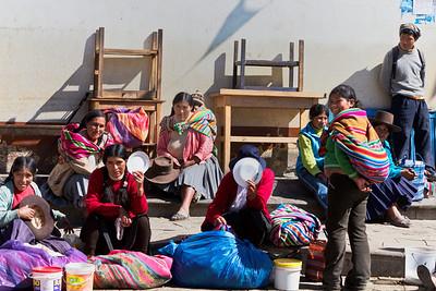 Market Gathering
