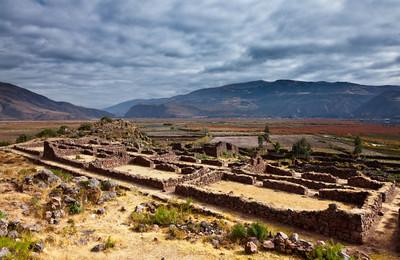 Huari Ruin
