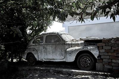 Dad's Car I