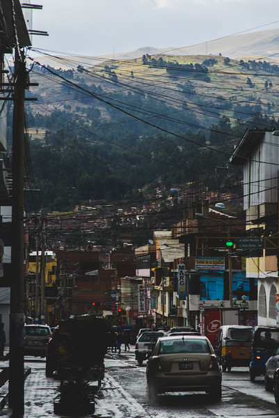 Downtown Huaraz II