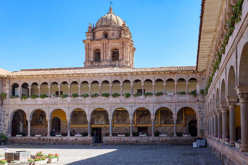 Convento de Santo Domingo de Cusco
