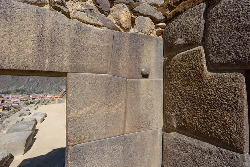 Ollantaytambo Ruins