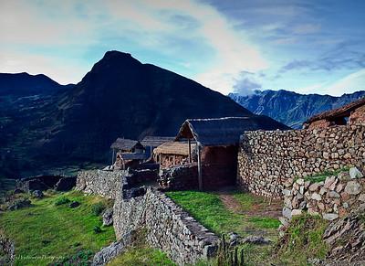 Pisac Sunrise, Peru