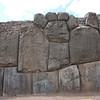 Puma paw in Inca wall Sacsayhuaman