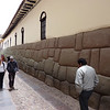 Inca wall in Cusco