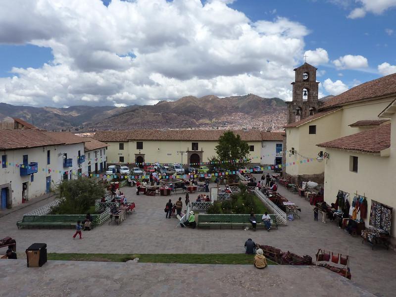 San Blas Square, Cusco
