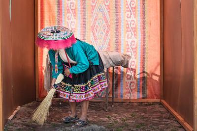 Stallholder, Peru