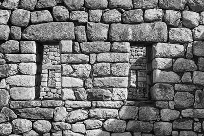 Stonework ... Maccu Picchu