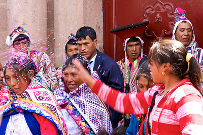 wedding in pisac