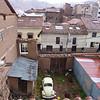 A back yard in Cusco