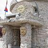 Entrance to Inti-nan Solar Museum in Quito, Ecuador