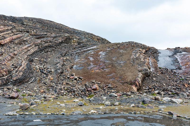 Rocks Carved by Glaciers