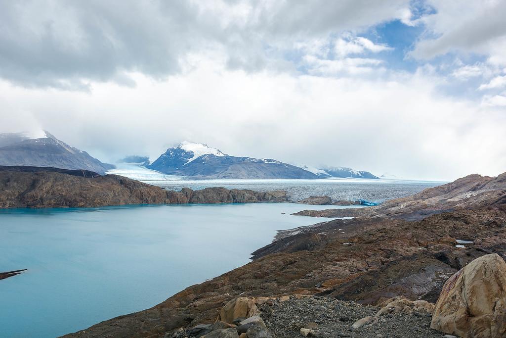 Upsala Glacier Overlook