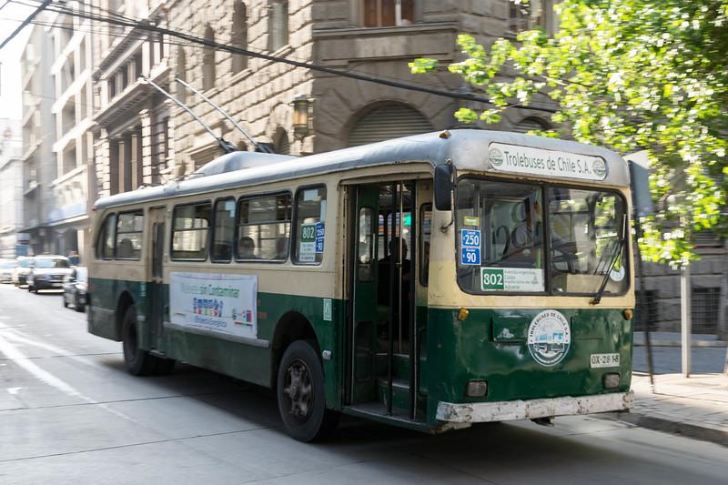 Historic Trolley Bus