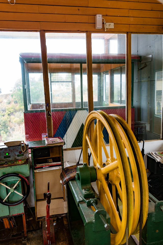 Funicular Control Room