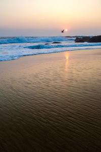 Days end at Vina del Mar