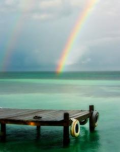 Coco Caye Rainbow, Belize
