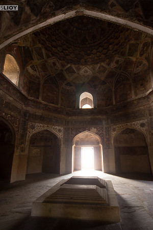Agra: The City of Fantastic Tombs.